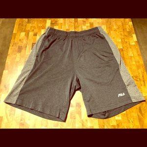 Men's Fila Gym Shorts